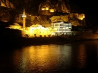 Another great shoots of Amasya City at night time.