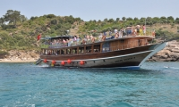 Daily boat trip photo of Antalya Excursion on Mediterranean Sea