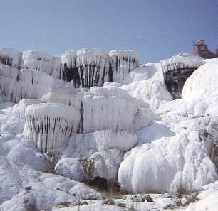 Denizli City - Denizli travel guide and touristic information about Denizli
