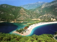 Fethiye Beach , one of the hilarious beaches of all Europe