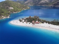 Fethiye Oludeniz (dead-sea) is an excellent vacation spot of Turquoise Coast Turkey.