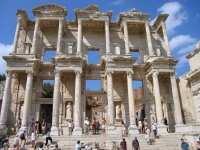 Library of Celsius - Ephesus 4