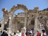 Temple of Hadrian Ephesus